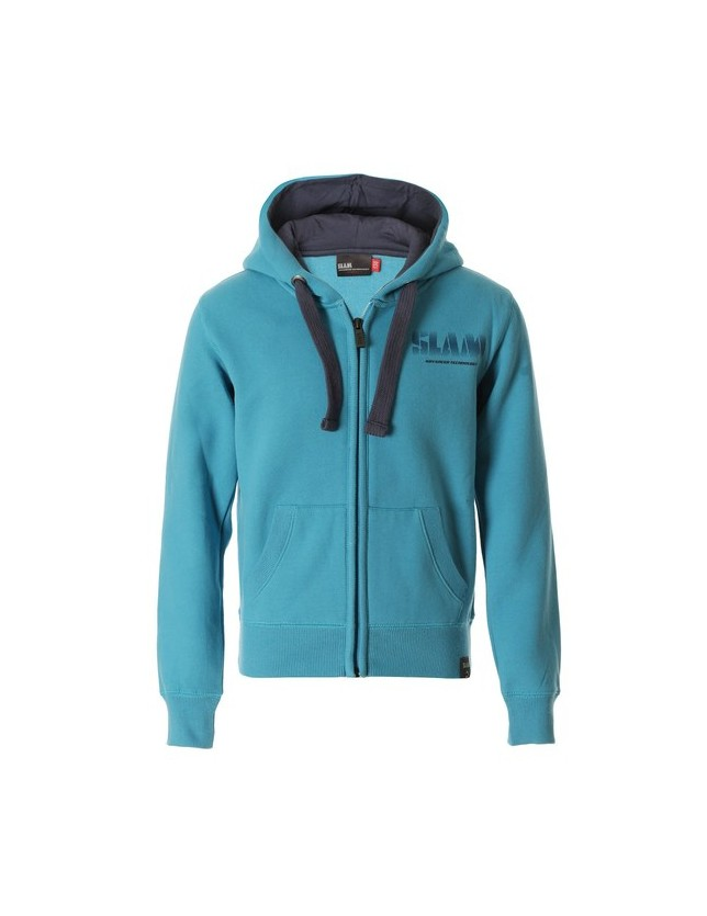 SUDADERA SLAM JUNIOR PALOS